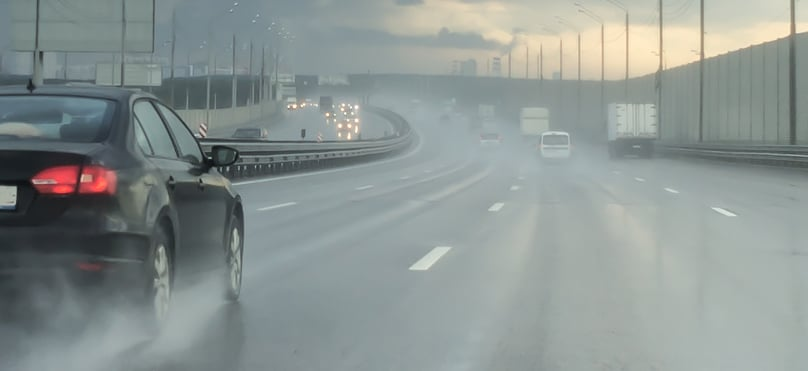 NJ Car Accidents Due to Poor Weather Conditions