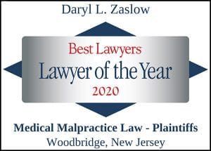 Lawyer of the Year Daryl Zaslow
