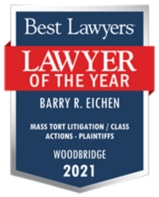Barry Lawyer of the Year